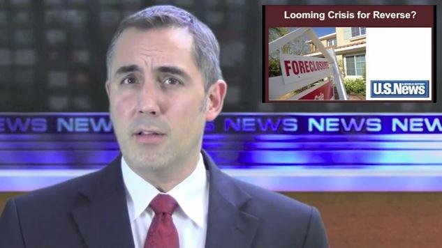 Reverse Mortgage Delinquency Crisis