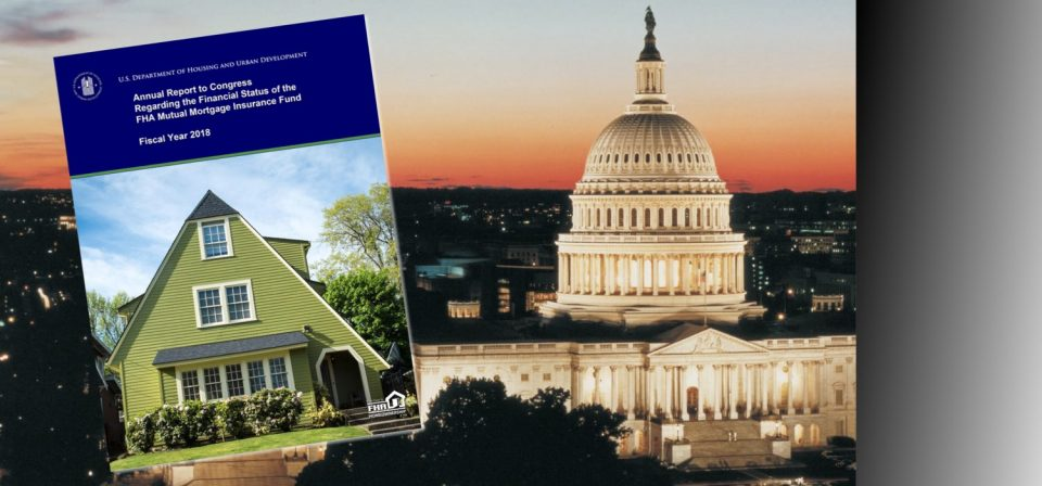 FHA Annual Report MMI HECM