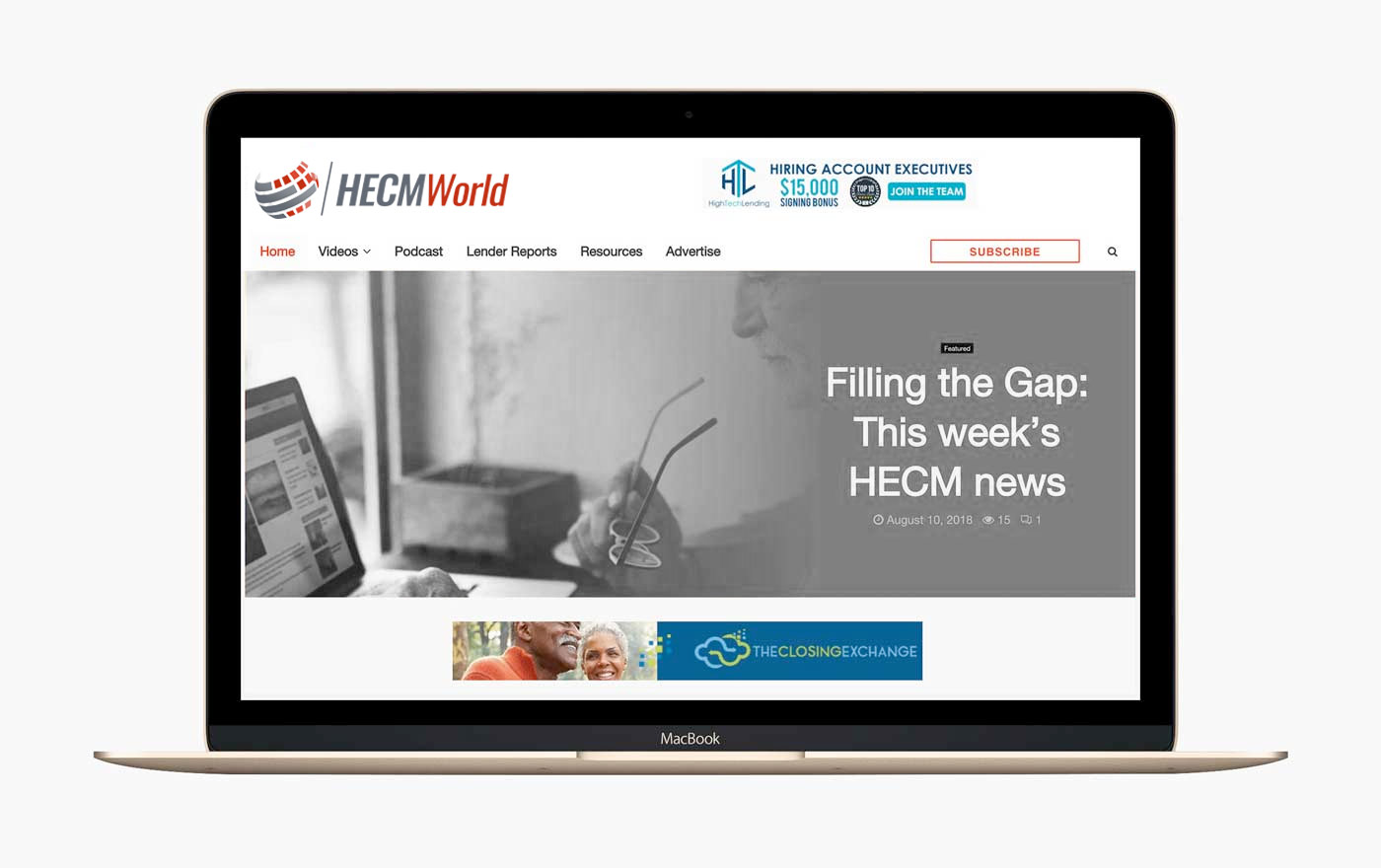 HecmWorld - News. Views. Insights.