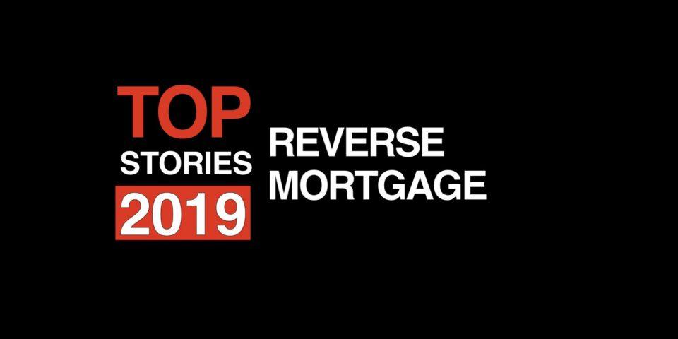 2019 reverse mortgage news
