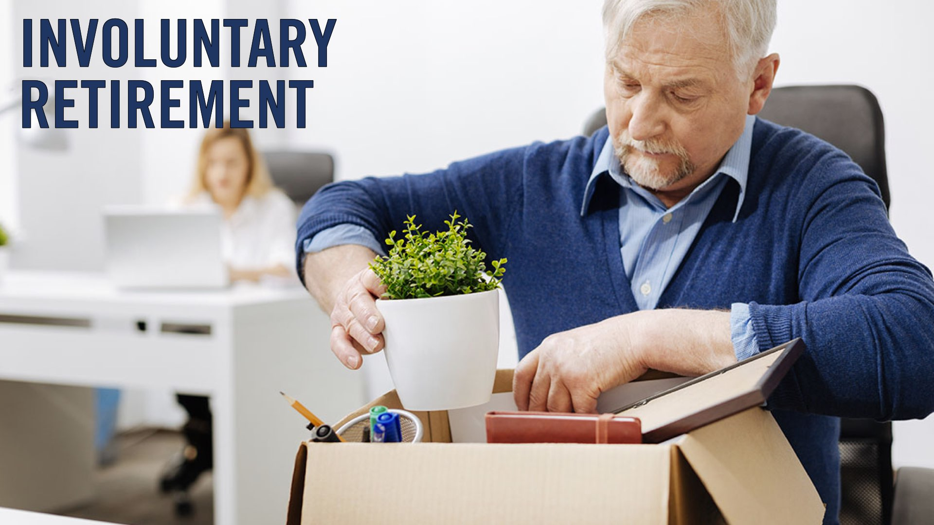 many older Americans have been laid off facing an 'involuntary retirement'