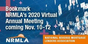 National Reverse Mortgage Lenders Association Virtual Annual Meeting